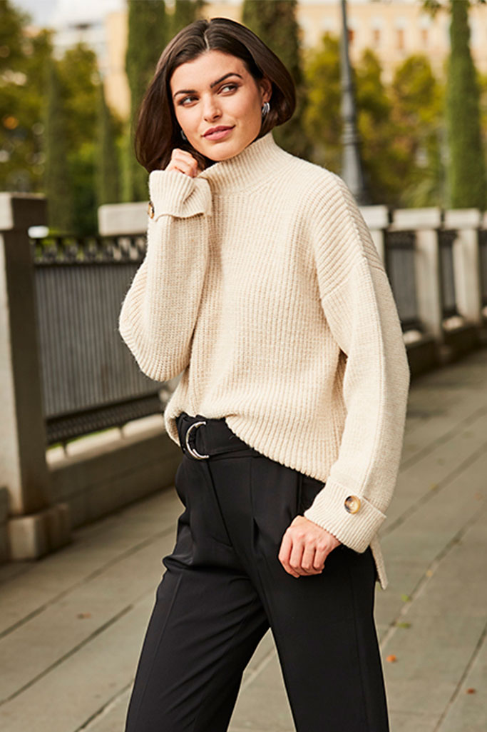 Wrap Up! It's Jumper Time >