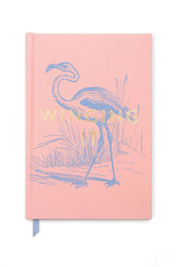 Winging It Journal