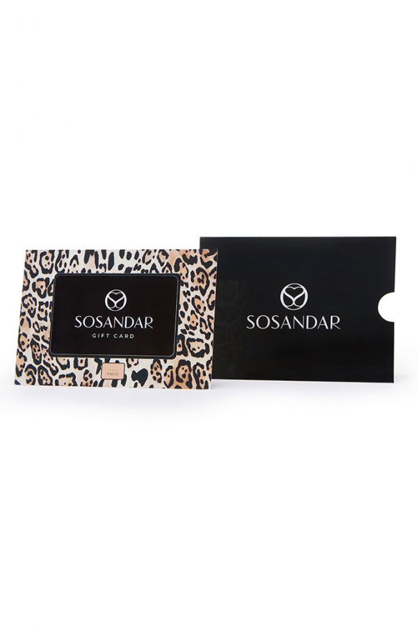 Gift Card - Leopard Print