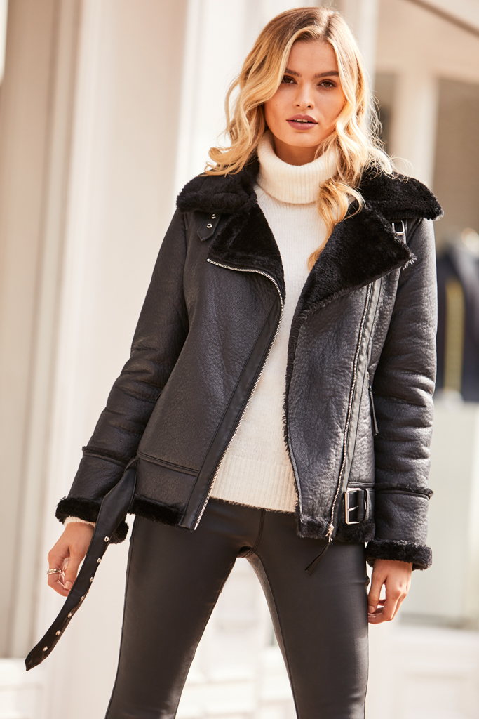 Layer Up…Shop Coats & Jackets >