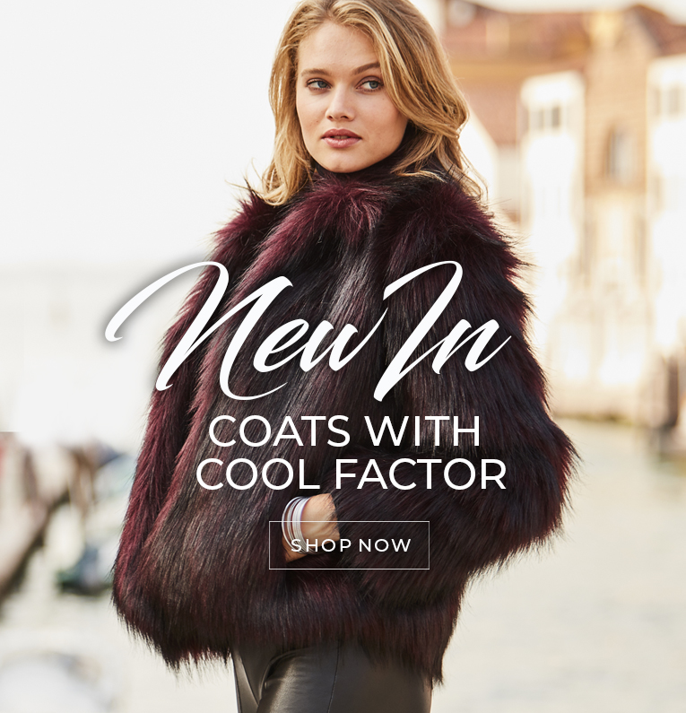 Coats With Cool Factor