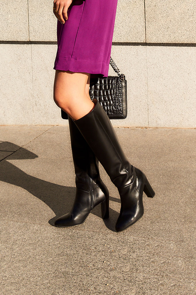 New In Boots To Wear With Everything >