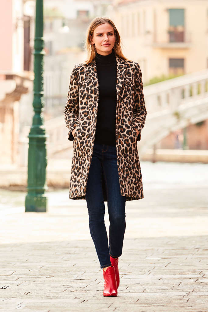 Coats With Cool Factor >