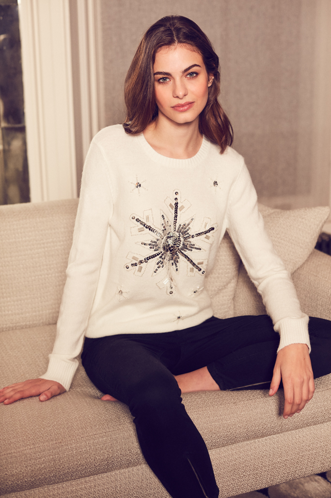 THE CHICEST CHRISTMAS JUMPERS, EVER >