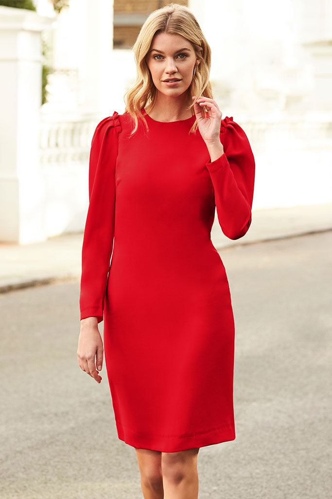 Why You Need A Red Dress >