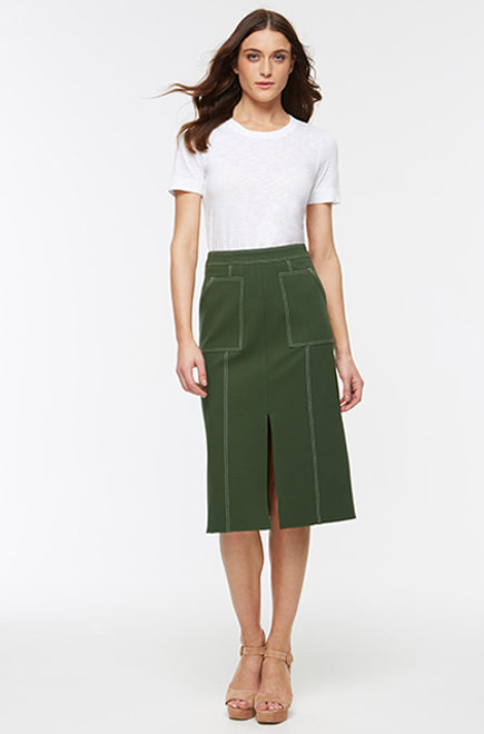 THE WHATEVER-THE-WEATHER SKIRT