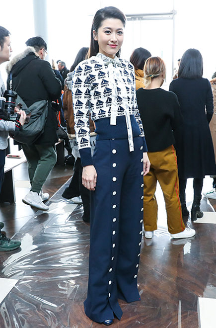 THE TROUSER TREND TAKING OVER FASHION MONTH